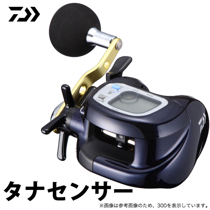 (5)【目玉商品】ダイワ タナセンサー (300)(右ハンドル) /カウンター付き両軸リール/1s6a1l7e-reel