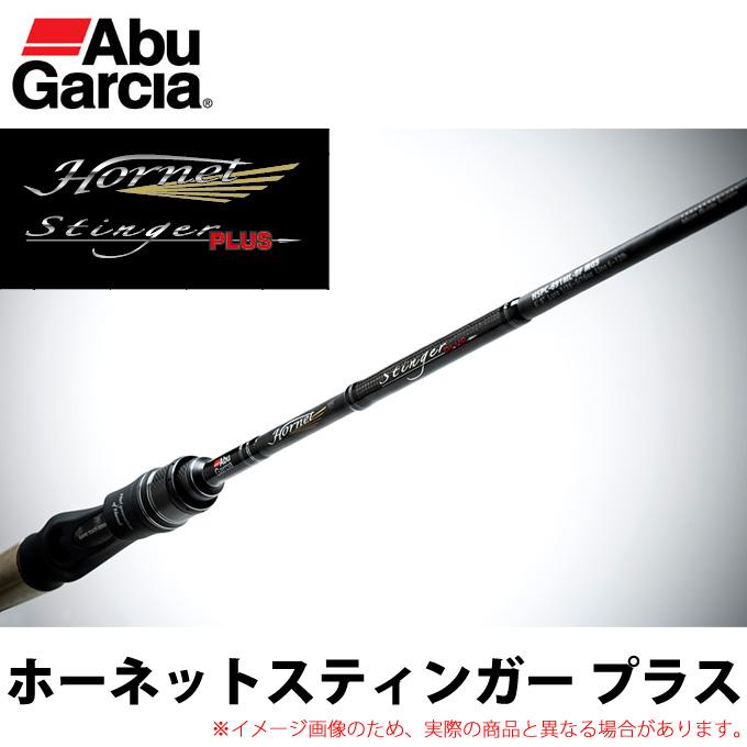 【取り寄せ商品】アブガルシア ホーネットスティンガー プラス(HSPS-672UL+ MGS)(バスロッド/スピニング)(2ピース)(2016年モデル)/ブラックバス/釣り竿/アブ ガルシア/Hornet Stinger PLUS/Abu Garcia