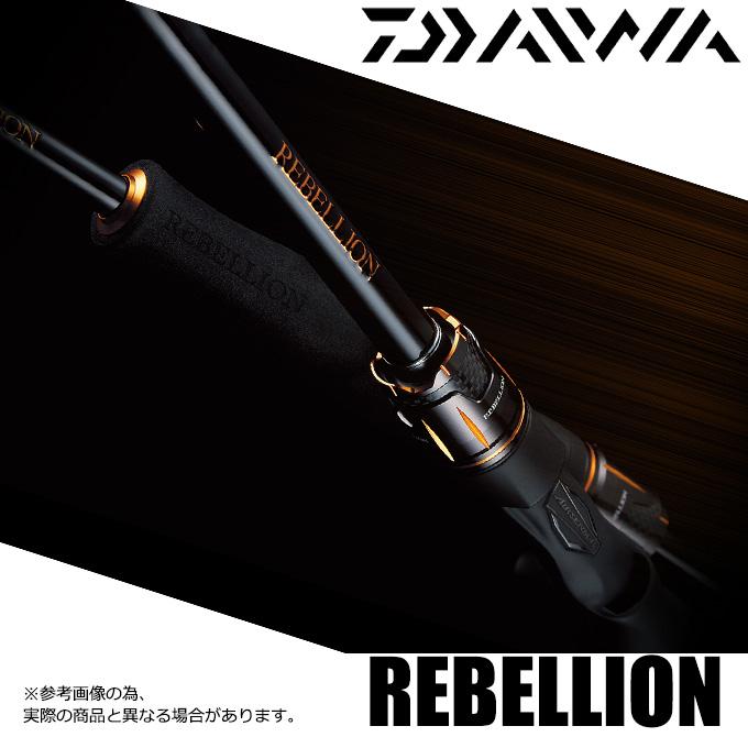 (5)ダイワ リベリオン 662MFB 2020年モデル/バスロッド/2ピース/ベイトキャスティングモデル/