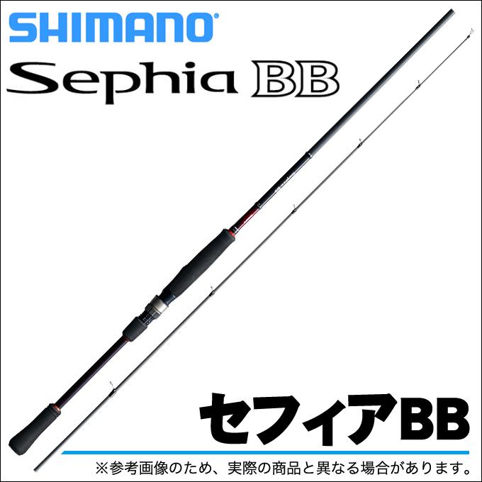 shimanosefia BB(S809M)/2015年齡型號/eginguroddo/釣竿/aoriika/飼料樹/
