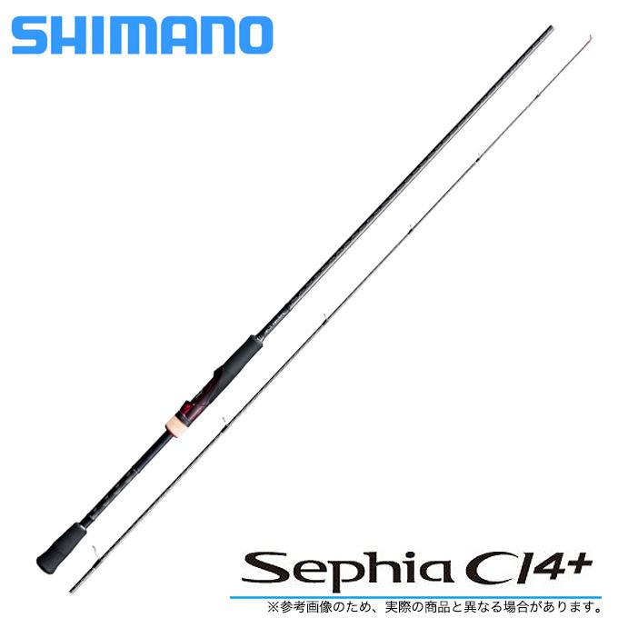 (5) シマノ セフィア CI4+ S806ML-S (2018年モデル追加モデル) エギングロッド