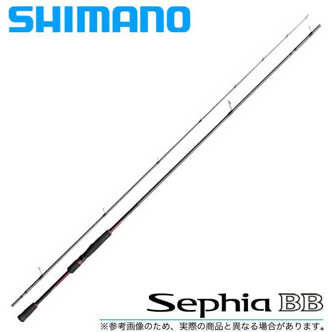 (5) シマノ セフィアBB S83ML (2018年モデル) /エギングロッド/釣り竿/アオリイカ/餌木/