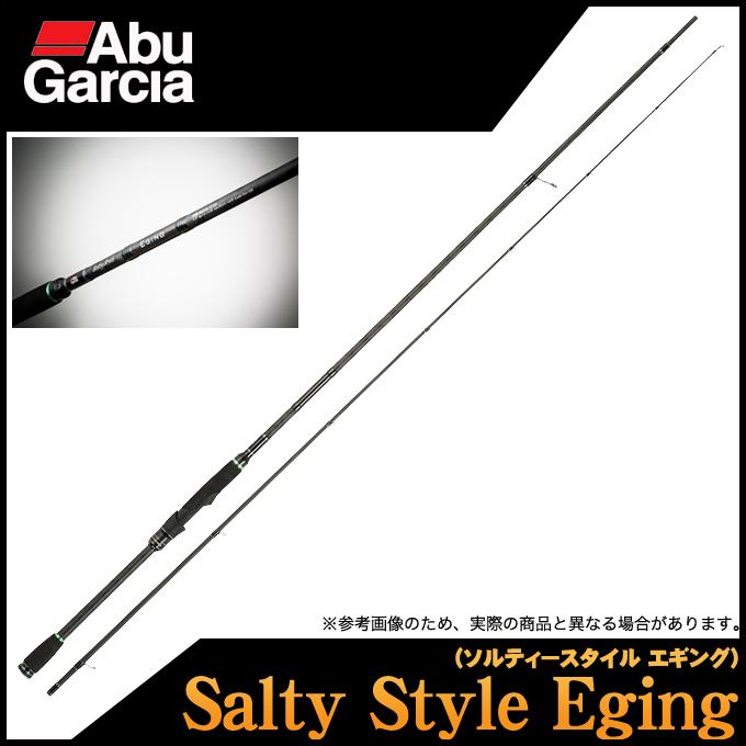(c)【取り寄せ商品】 アブガルシア ソルティースタイル エギング (STES-882ML-SJ-KR) /釣り竿/エギングロッド/アオリイカ/2017年モデル/Salty Style Eging
