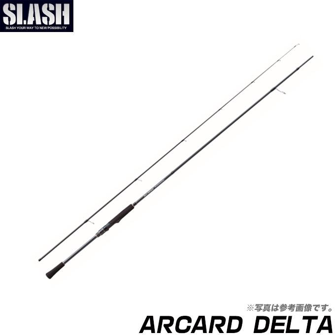 (5) スラッシュ アーカードデルタ AD-832M (2017年モデル)(エギングロッド) /釣竿/アオリイカ/SLASH ARCARD DELTA/
