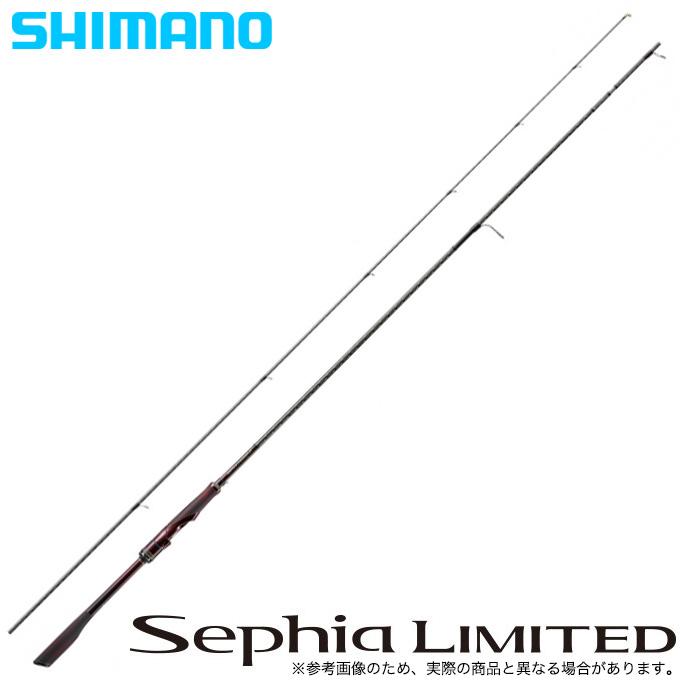 (5) シマノ セフィア リミテッド (Sephia LIMITED) S83L /2019年モデル/エギングロッド