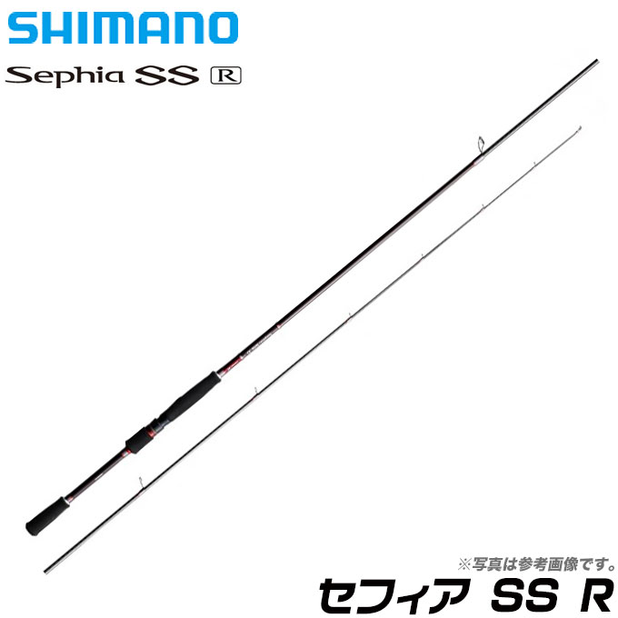 shimanosefia SS R(S800ML)(eginguroddo)(2014年型號)  /SHIMANO/Sephia/aoriika/釣竿/