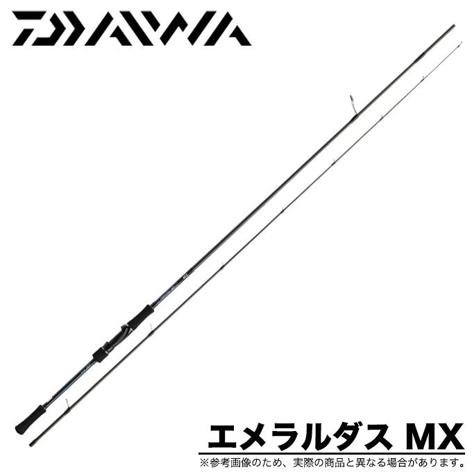 (5)ダイワ エメラルダス MX 711LML-S・E (2018年追加モデル/アウトガイドモデル) /エギングロッド/釣竿/アオリイカ/烏賊/餌木/EMERALDAS MX/DAIWA/