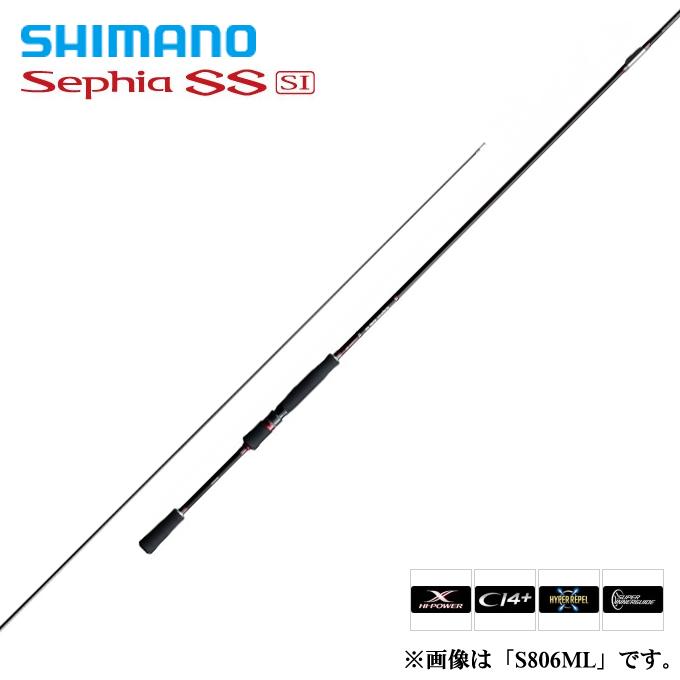 shimanosefia SS SI S806M/SHIMANO Sephia SS SI/eginguroddo