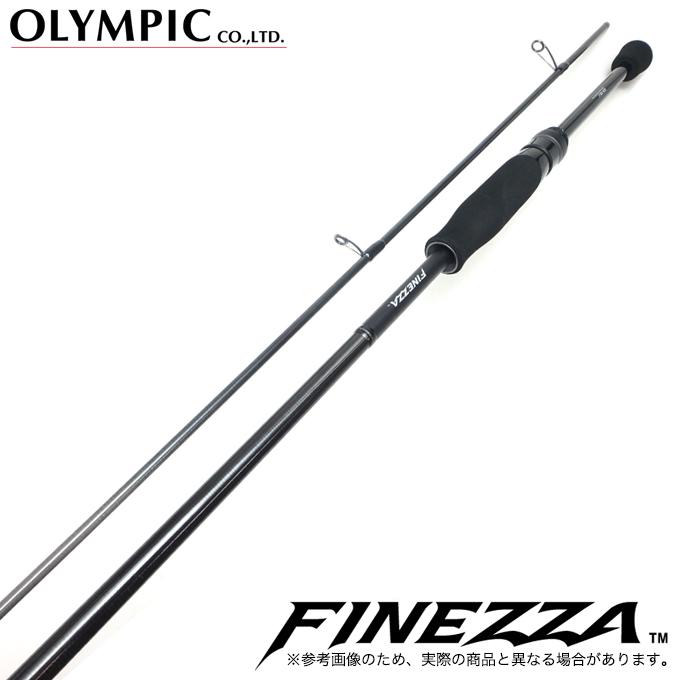 (5)オリムピック フィネッツァ GLFS-752L-T (2019年モデル) メバリング/ライトゲーム/ロッド/釣り竿/メバル /ORYMPIC/Graphiteleader/FINEZZA/