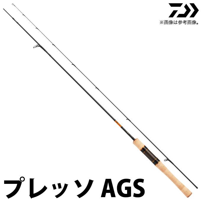 (c)【取り寄せ商品】ダイワ プレッソ AGS (62MHF・V) /トラウトロッド/2018年モデル