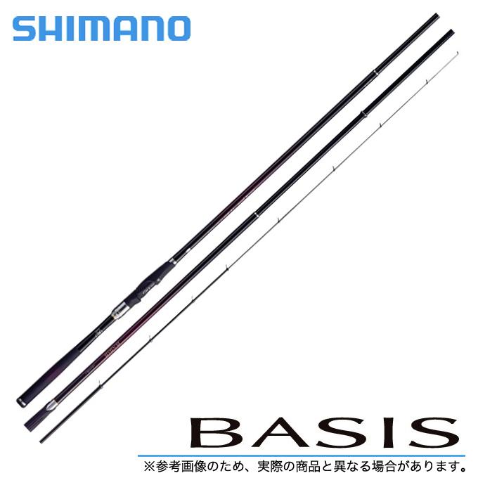 (9)【取り寄せ商品】シマノ BASIS(ベイシス)1.5号500(2016年モデル)/磯竿/ロッド/釣竿/磯上物竿/フカセ釣り/BASIS/SHIMANO/1.5-500
