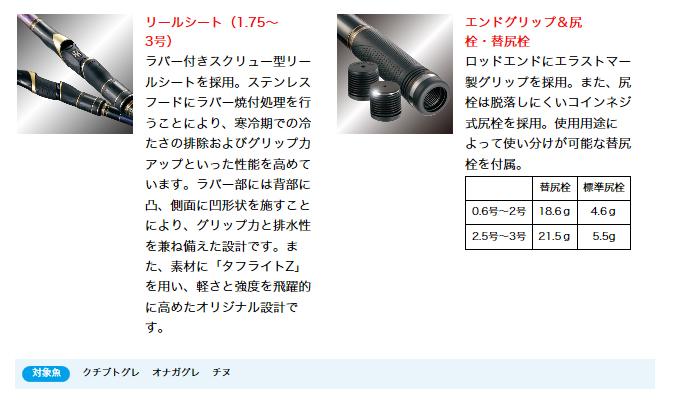 (2) gamakatsugama海岸intessa G-V(1.75号5.0m)/海岸竿子/鱼竿/钓竿/fukase钓鱼/海滨垂钓/堕落/麦迪纳/1.75-50/G 5/G5