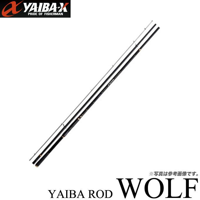 (2)【取り寄せ商品】 ササメ ヤイバ(YAIBA-X) ヤイバロッド ウルフ (競技 1号−5.0m)(品番:YW10050) /磯竿/ロッド/釣り竿/磯釣り/SASAME/YAIBA-X/WOLF/