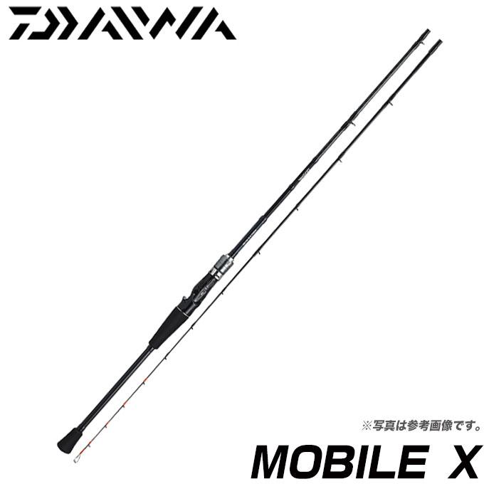 (5)ダイワ モバイル X(82 M-180)ライトゲームロッド /釣り竿/DAIWA/船釣/船竿/沖釣り