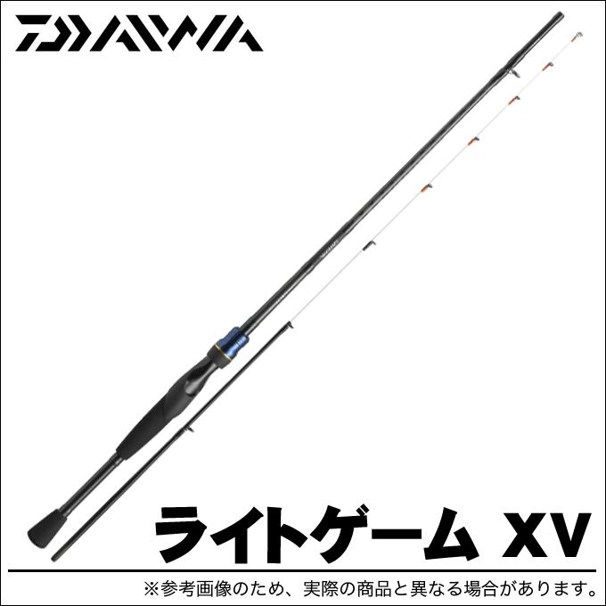 (c)【取り寄せ商品】ダイワ ライトゲーム XV (S-180) /汎用小物舟竿/釣り竿/LIGHT GAME XV/DAIWA/d1p9