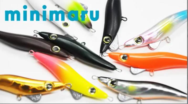 可供buridemminimaru 50 BREADEN minimaru岩魚·竹莢魚使用的誘餌/貓Point Of Sales