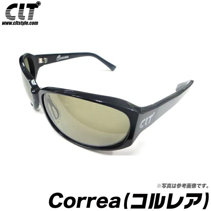 (5)【送料無料】 CLT Correa (コルレア) フレーム:ブラック レンズ:リーフグリーン 偏光グラス/サングラス