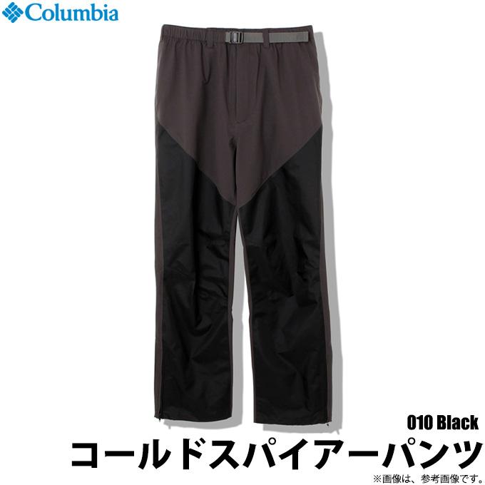 (5) 【送料無料】コロンビア コールドスパイアーパンツ (カラー:010 Black) (品番:PM4954) /釣り/レインパンツ/2019SS/Columbia