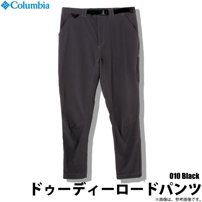 (5) 【送料無料】コロンビア ドゥーディーロードパンツ (カラー:010 Black) (品番:PM4955) /釣り/レインパンツ/2019SS/Columbia