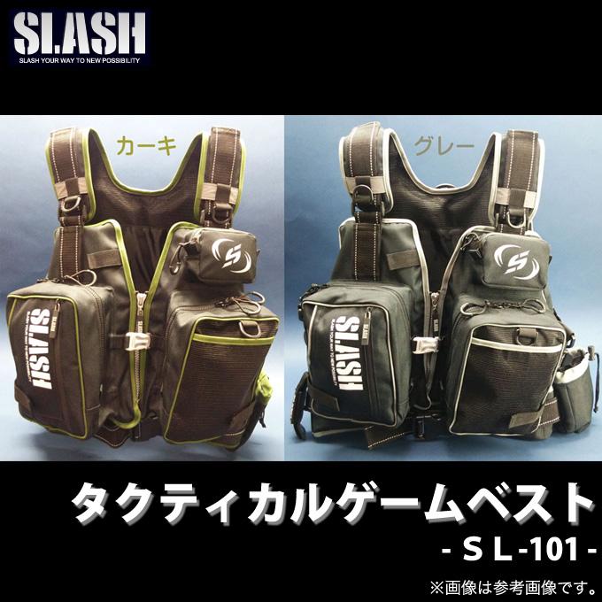 【取り寄せ商品】スラッシュ タクティカルゲームベスト (SL-101)/フローティング/ ゲームベスト/TACTICAL GAME VEST/SLASH