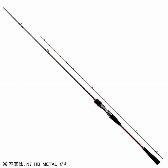 (c)【取り寄せ商品】ダイワ 紅牙AIR N69MHB-METAL (釣リ竿・ロッド)