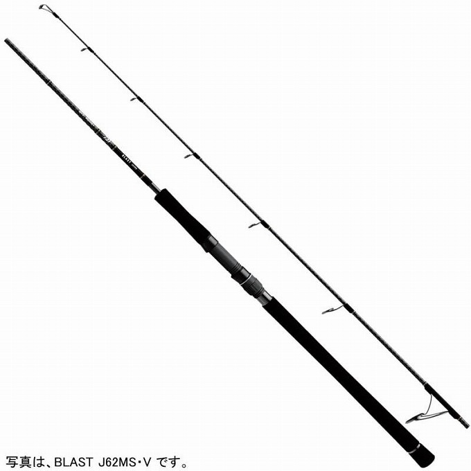 (c)【取り寄せ商品】ダイワ BLAST J63MLS・V (釣リ竿・ロッド)