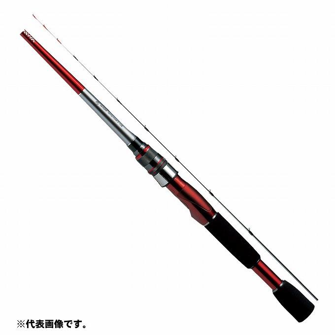 (c)【取り寄せ商品】ダイワ ブラックジャックイカダメタルチューン F-125 (釣リ竿・ロッド)
