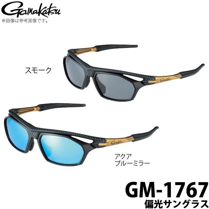 (c)【取り寄せ商品】 がまかつ 偏光サングラス (GM-1767) /Gamakatsu /2019年モデル /1s6a1l7e-wear