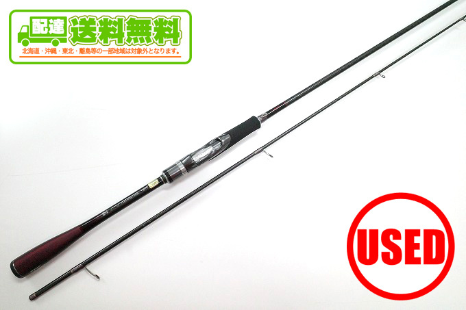 (1)【中古】【送料無料】シマノ セフィア エクスチューン S805ML+