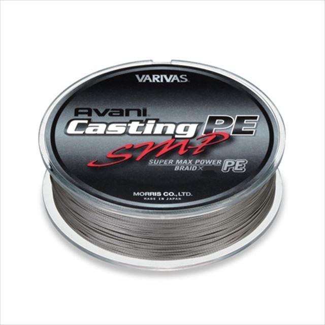 (c)【取り寄せ商品】モーリス アバニ キャスティングPE SMP スーパーマックスパワー 400M 4号 (分類:ソルト用PEライン)