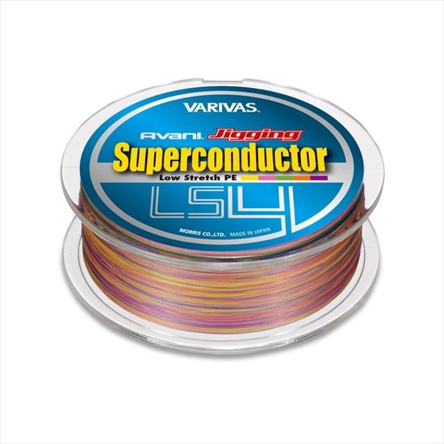 (c)【取り寄せ商品】モーリス アバニ ジギング スーパーコンダクター PE LS4 600M 1号 (分類:JG・CT用PE)