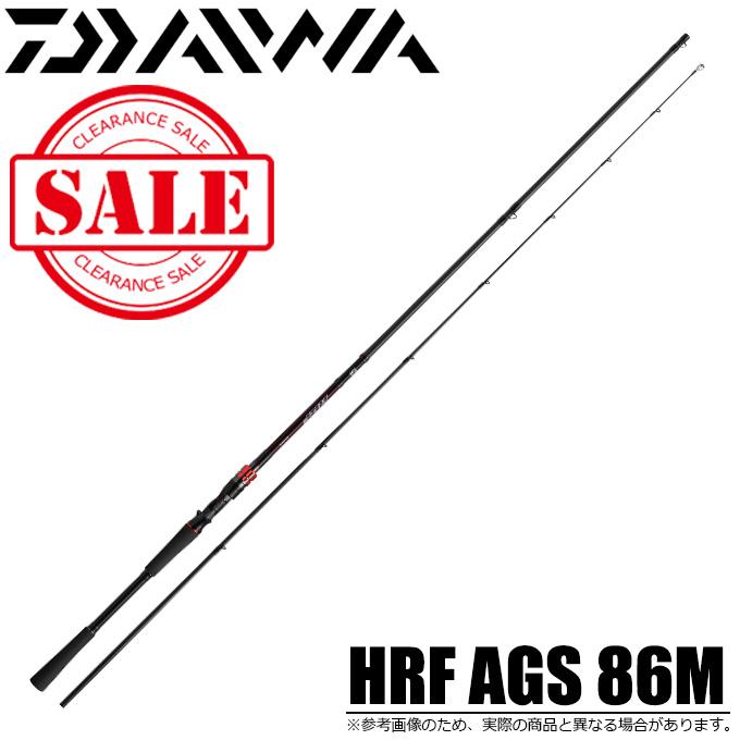 (5)【目玉商品】ダイワ HRF AGS 86M (ベイトモデル) /ロックフィッシュロッド/釣り竿/ソルトルアー/ 1s6a1l7e-rod