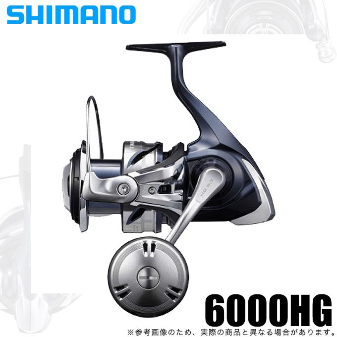ロックショア ショアジギング オフショアキャスティング シマノ 21 日本メーカー新品 2021年モデル 6000HG 送料0円 ツインパワー スピニングリール SW