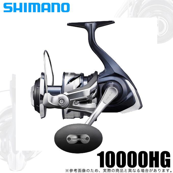 店 ロックショア ショアジギング オフショアキャスティング シマノ 21 ツインパワー スピニングリール 10000HG 2021年モデル 全商品オープニング価格 SW