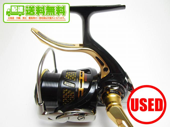 (1)【中古】【送料無料】ダイワ モアザン 2510PE-SH-LBD