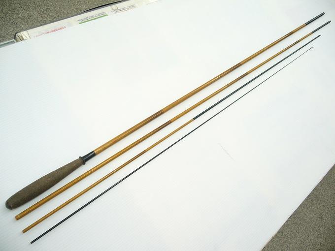 (2)【中古】【送料無料】 シマノ(Shiman) 朱紋蜂 飛造り 13尺//へら竿/釣竿/釣具