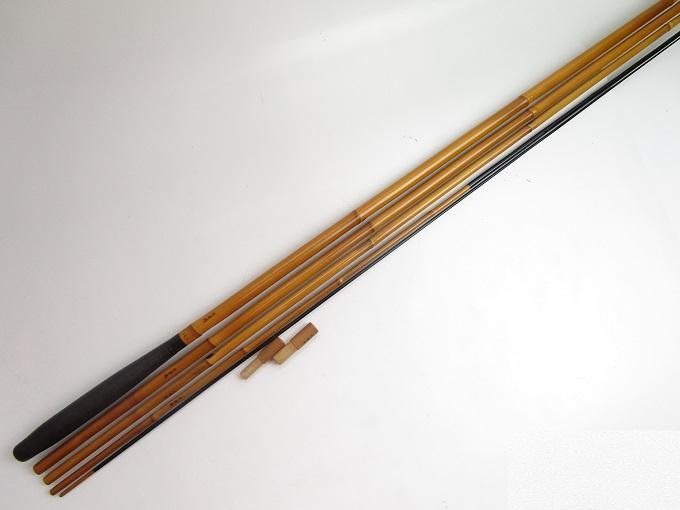(5)【中古】【送料無料】古老竹 16.2ヘラブナ/へら竿/釣竿/釣具