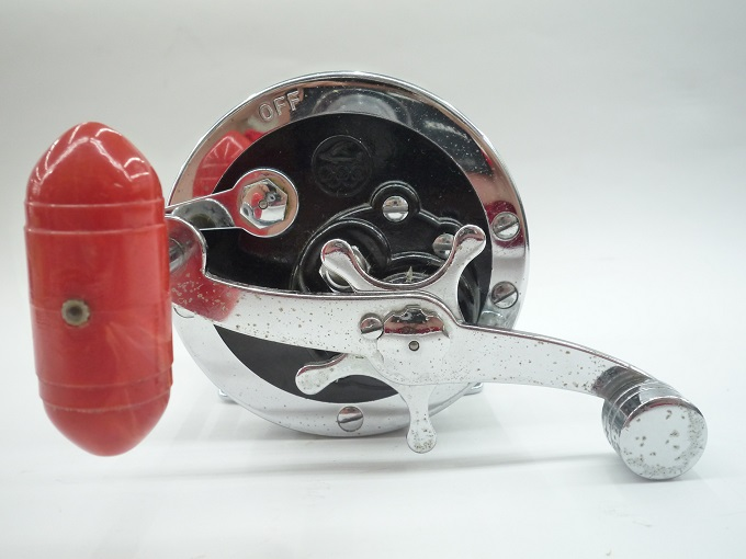 Olympic co. strong 60S / boat fishing and bottom of both shaft reel fishing tackle