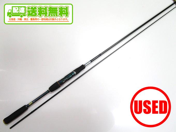 (1)【中古】【送料無料】ダイワ エメラルダス EX 84M-HD (インターラインモデル)