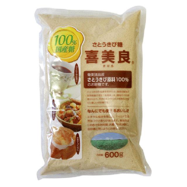 Kibira-Cane Sugar Amami island JPN 600g きびら 現品 1着でも送料無料 喜美良 さとうきび糖 おすすめ