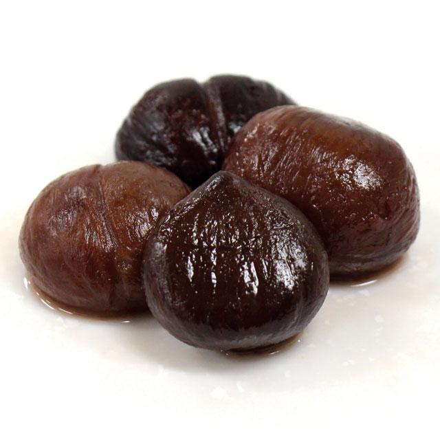 Candied 期間限定送料無料 Chestnuts CHN 栗甘露煮 500g 渋皮栗 1級 出色