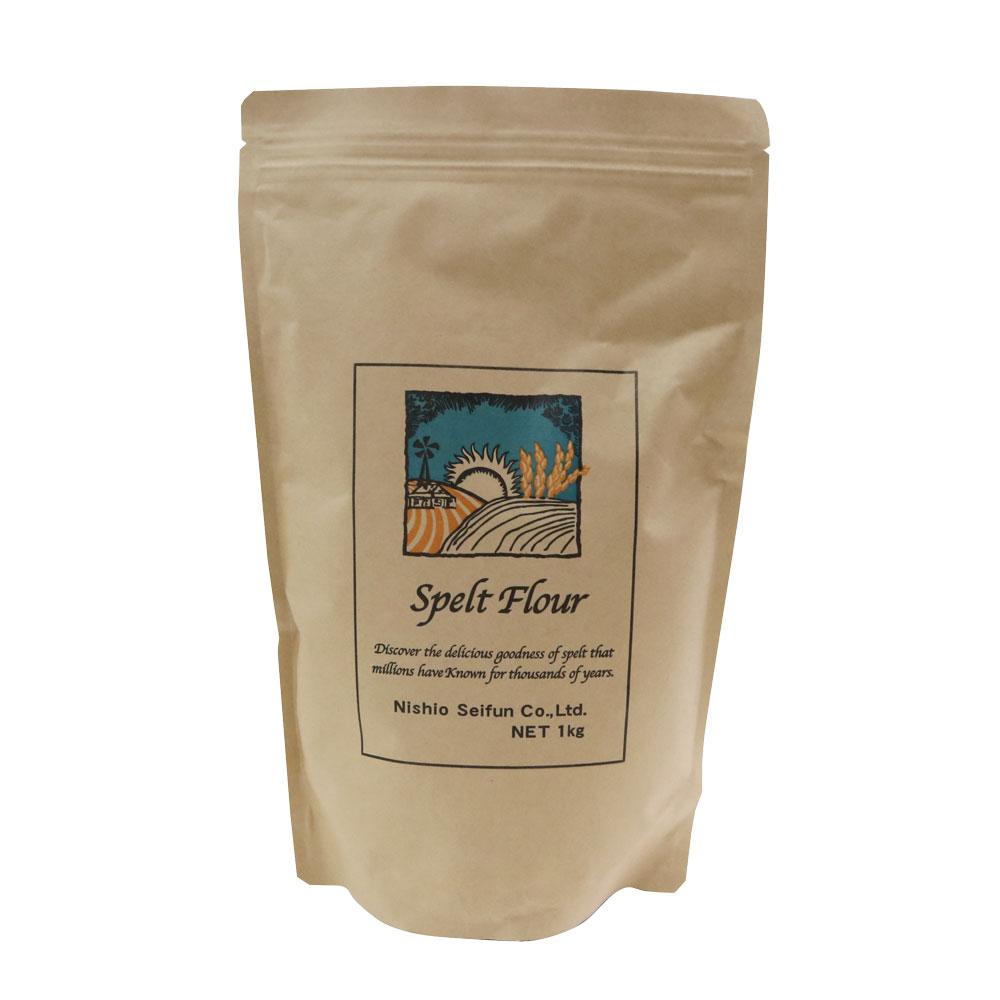 Spelt Flour スペルト小麦 1kg 定番スタイル 百貨店