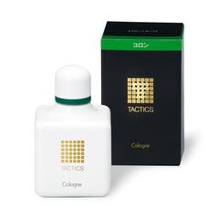 新鮮で自然グリーンフローラルの香りのコロン 資生堂認定SHOP 定番の人気シリーズPOINT ポイント 入荷 タクティクス ※アウトレット品 60mL S コロン