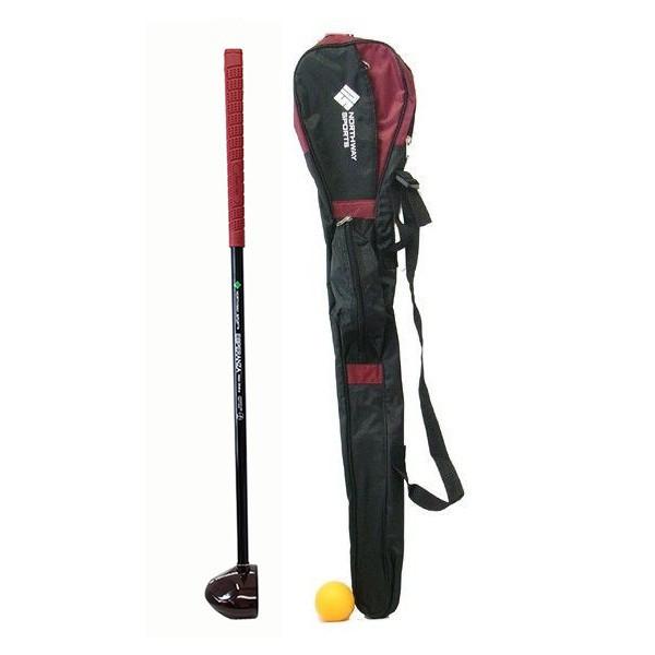 初心者に最適なお得なセットです お得なレディースパークゴルフ3点セット 国内即発送 NSG-358αLA 限定価格セール