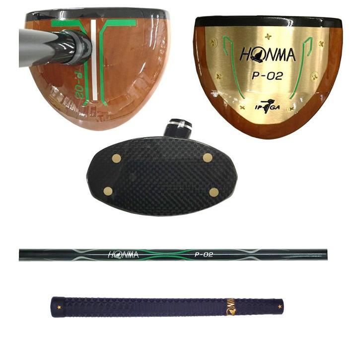 【HONMA】ホンマ パークゴルフ クラブ P-02