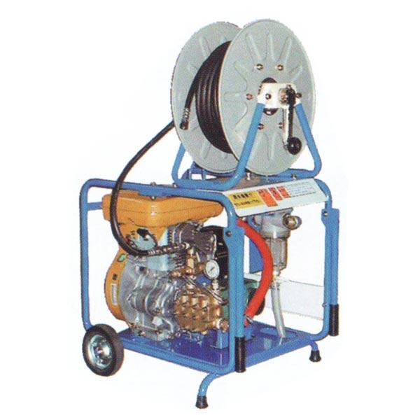 【ARIMITSU/有光】高圧洗浄機 TRY-4100E5【高圧洗浄機/エンジン】