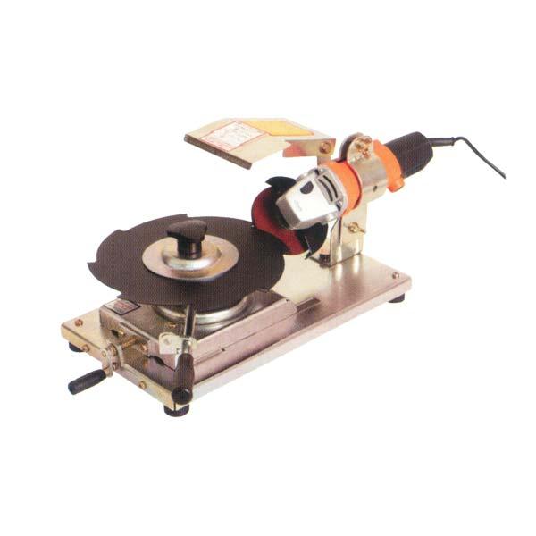 【新興工業】刈払機 8枚刃専用研磨機 SK-205 (高速グラインダー付)[刈払機専用研磨機]
