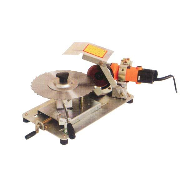 【新興工業】刈払機 30枚笹刈刃専用研磨機 SK-320 [刈払機専用研磨機]