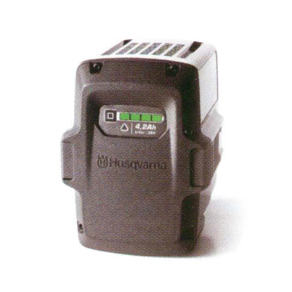 【Husqvarna/ハスクバーナ】共通バッテリー 『Li-ion バッテリー BLi200』