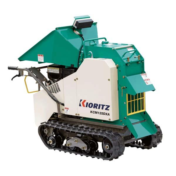 【共立/KIORITZ】ウッドチッパー KCM125DXABP セル付・竹粉砕仕様[粉砕機/カッター/チッパー/シュレッダー]